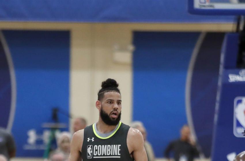 Charlotte Hornets draft prospect Cody Martin (Photo by Jeff Haynes/NBAE via Getty Images)