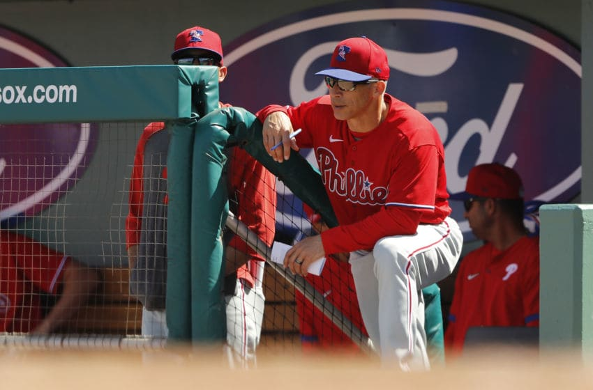 Philadelphia Phillies (Photo by Michael Reaves/Getty Images)