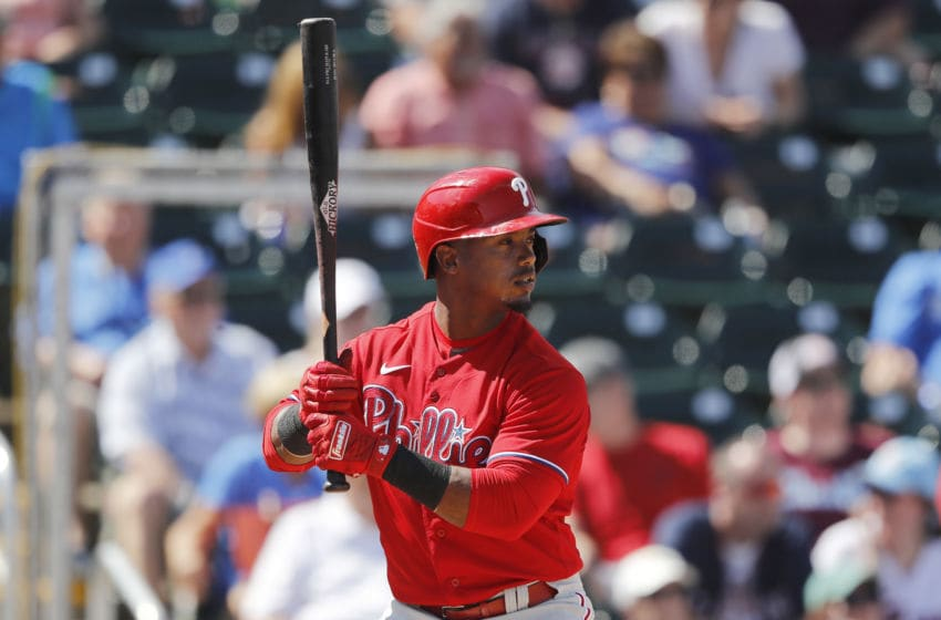 Jean Segura, Philadelphia Phillies (Photo by Michael Reaves/Getty Images)