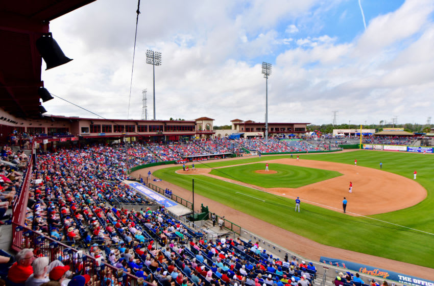 A general view of Spectrum Field (Photo by Julio Aguilar/Getty Images)