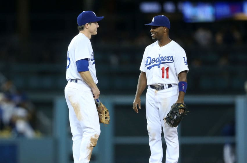 Chase Utley, Jimmy Rollins (Photo by Stephen Dunn/Getty Images)