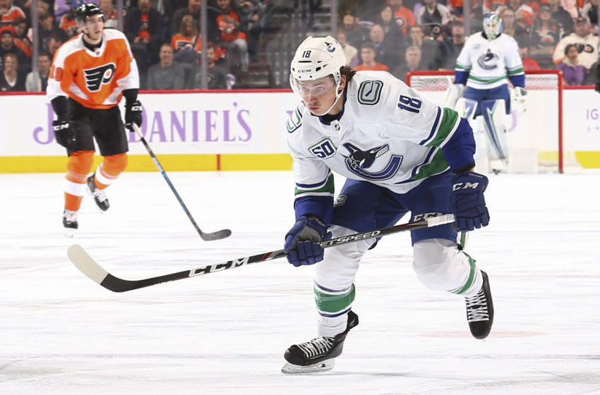 Vancouver Canucks (Photo by Mitchell Leff/Getty Images)