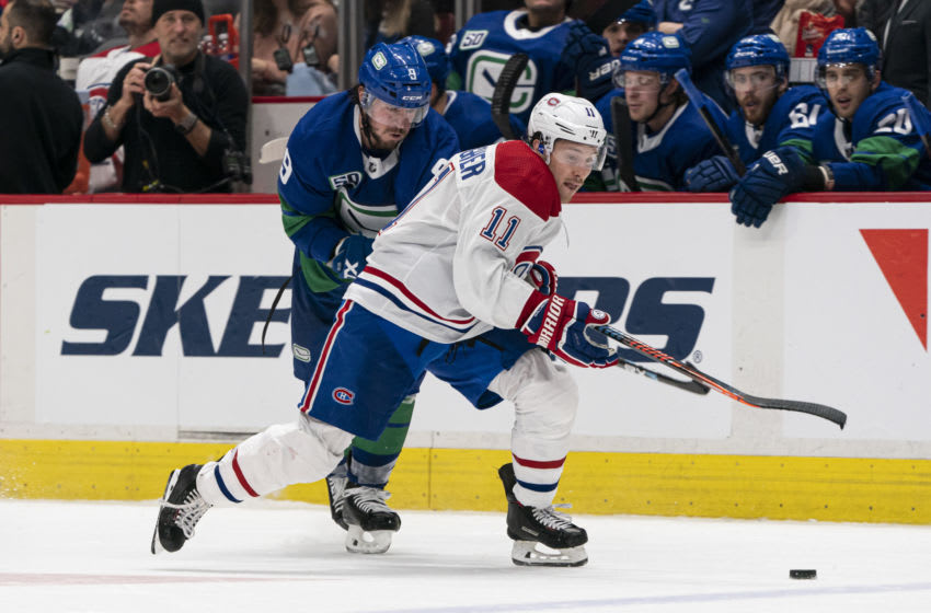 Vancouver Canucks Photo by Rich Lam/Getty Images)