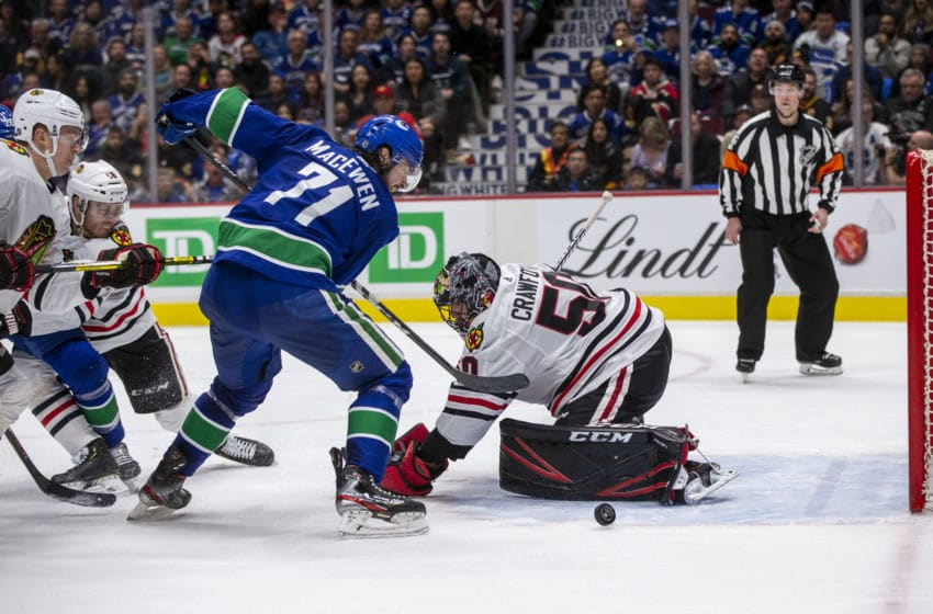 Canucks (Photo by Ben Nelms/Getty Images)