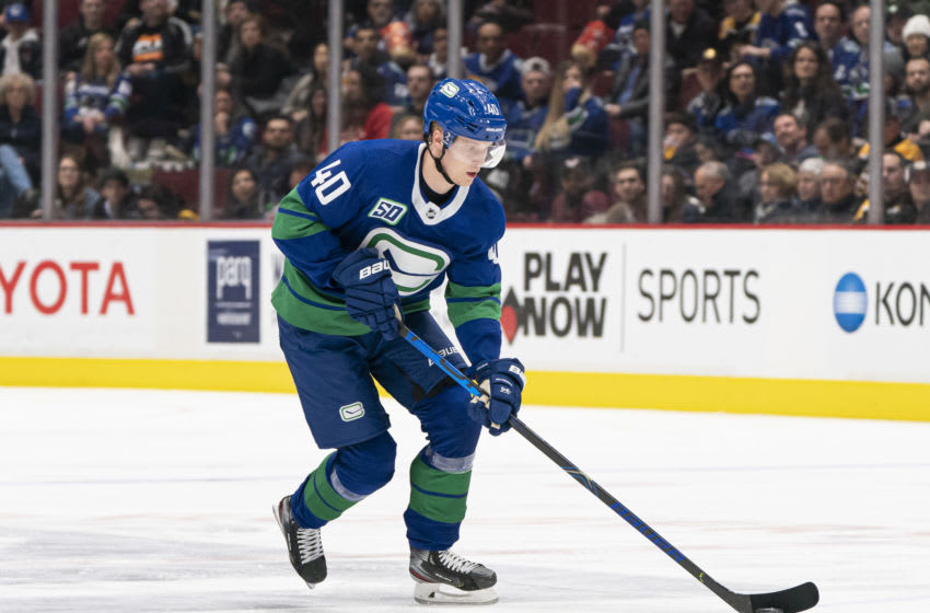 Vancouver Canucks (Photo by Rich Lam/Getty Images)