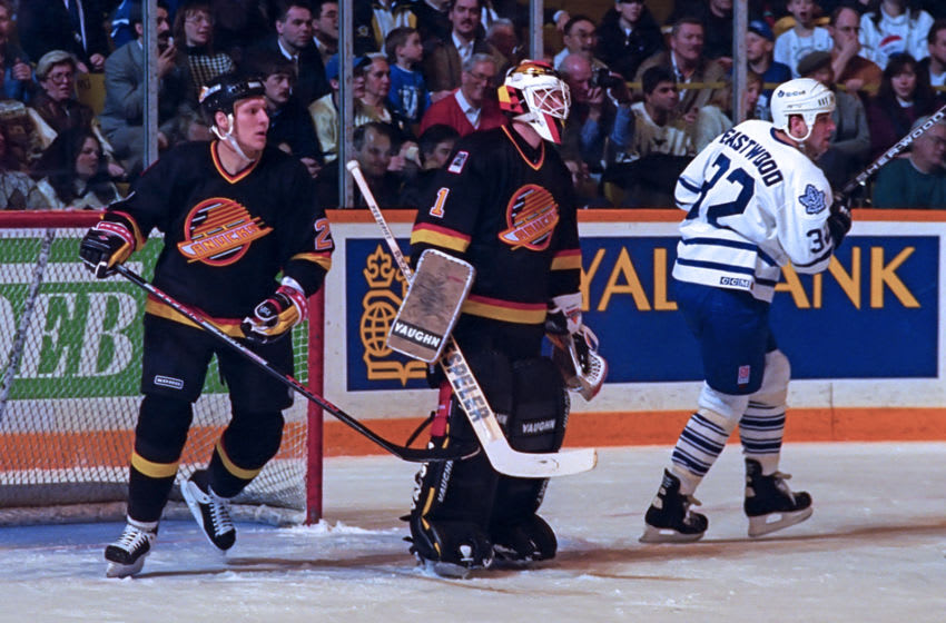 Vancouver Canucks (Photo by Graig Abel/Getty Images)