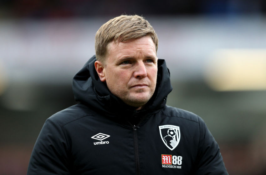 Eddie Howe, AFC Bournemouth. (Photo by Jan Kruger/Getty Images)