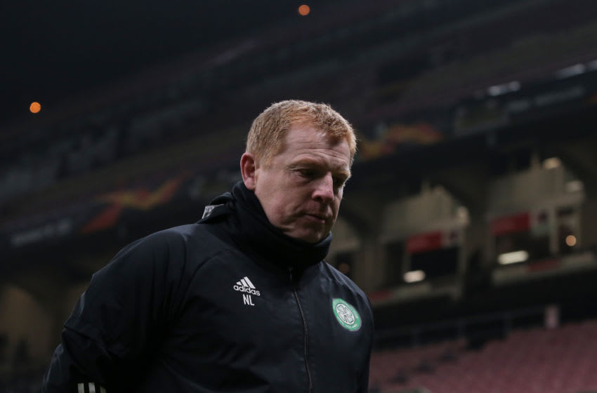Neil Lennon, Celtic. (Photo by Jonathan Moscrop/Getty Images)