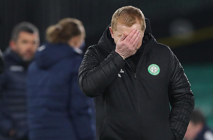Neil Lennon, Celtic. (Photo by Ian MacNicol/Getty Images)