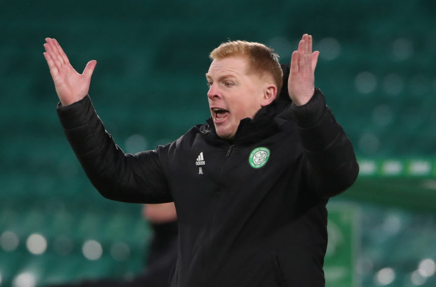 Neil Lennon, Celtic. (Photo by Ian MacNicol/Getty Images)