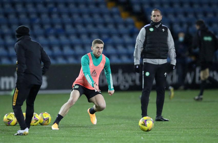 Jonjoe Kenny, Celtic. (Photo by Ian MacNicol/Getty Images)