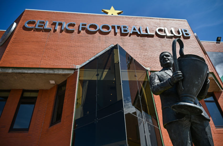 Parkhead / Celtic Park. (Photo by Jeff J Mitchell/Getty Images)