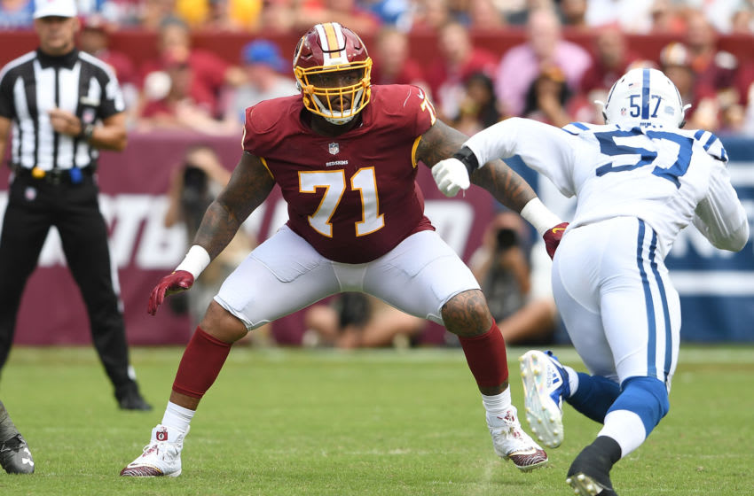 NY Jets, Trent Williams (Photo by G Fiume/Getty Images)