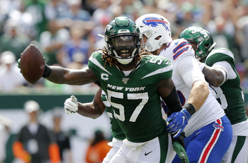 NY Jets, C.J. Mosley (Photo by Jim McIsaac/Getty Images)