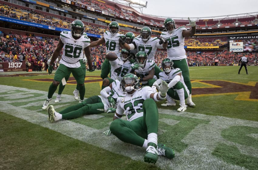 New York Jets (Photo by Scott Taetsch/Getty Images)