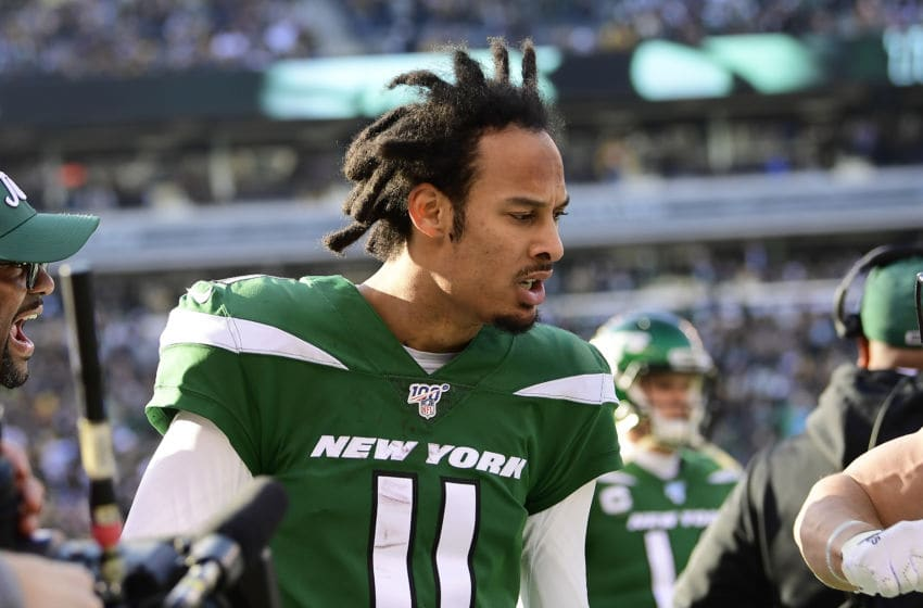 NY Jets, Robby Anderson (Photo by Steven Ryan/Getty Images)