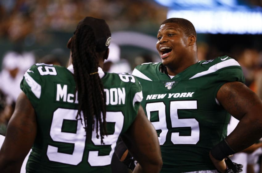 NY Jets (Photo by Jeff Zelevansky/Getty Images)