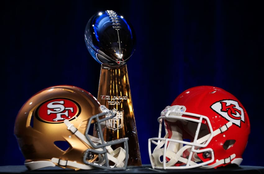 Super Bowl LIV (Photo by Cliff Hawkins/Getty Images)