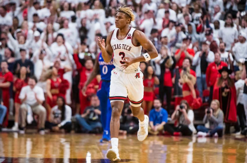 Jahmi'us Ramsey, Utah Jazz draft prospect. (Photo by John E. Moore III/Getty Images)