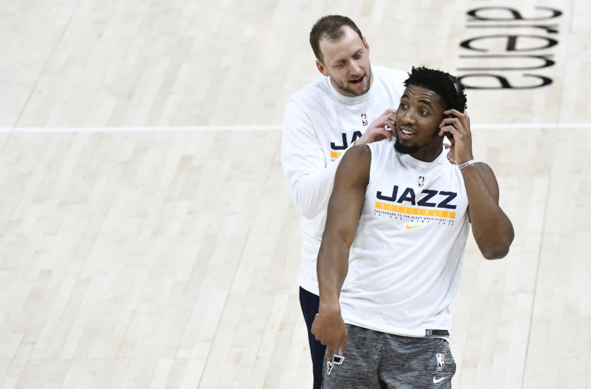 Utah Jazz (Photo by Alex Goodlett/Getty Images)