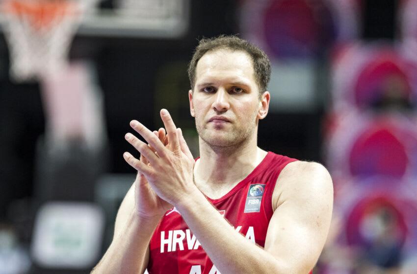 Utah Jazz forward Bojan Bogdanovic (Photo by Jurij Kodrun/Getty Images)
