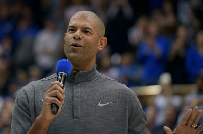 Utah Jazz front office candidate Shane Battier (Photo by Lance King/Getty Images)