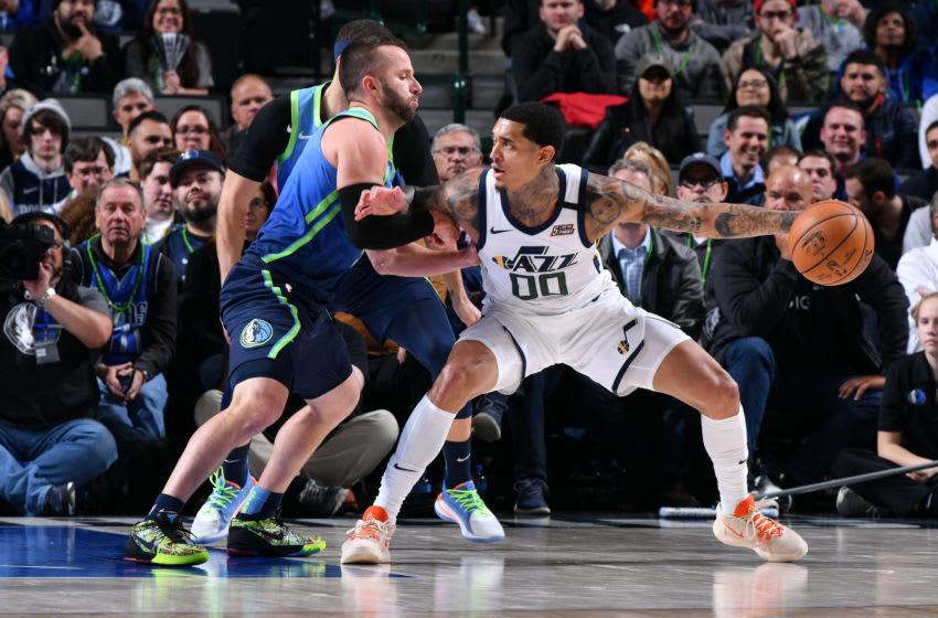 Jordan Clarkson, Utah Jazz. (Photo by Glenn James/NBAE via Getty Images)