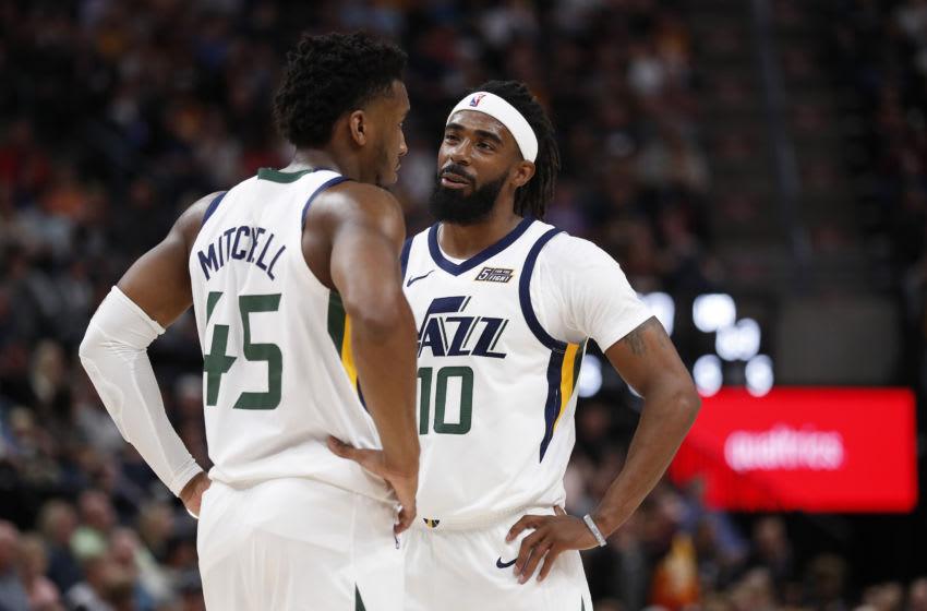 Utah Jazz (Jeff Swinger-USA TODAY Sports)