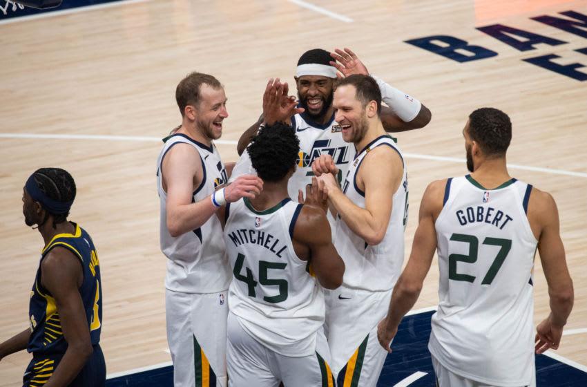 Utah Jazz (Trevor Ruszkowski-USA TODAY Sports)