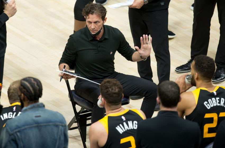 Utah Jazz (Russell Isabella-USA TODAY Sports)
