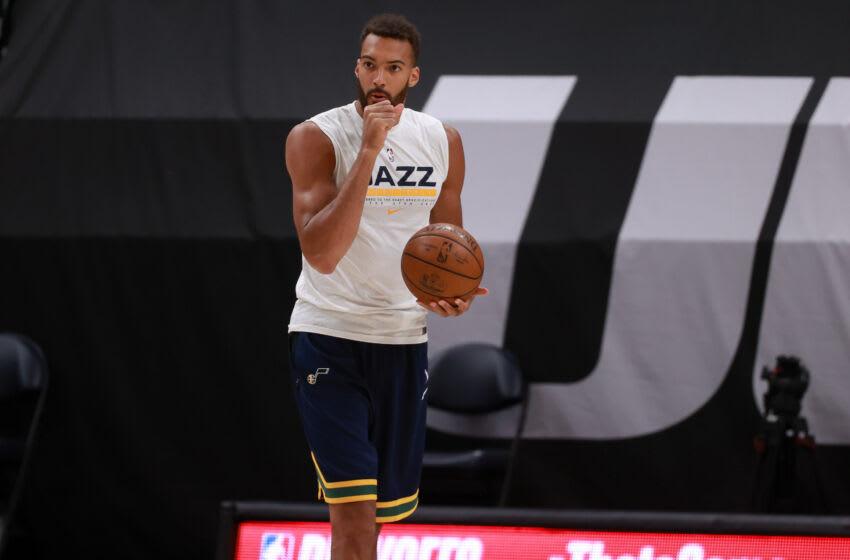 Utah Jazz center Rudy Gobert (Chris Nicoll-USA TODAY Sports)
