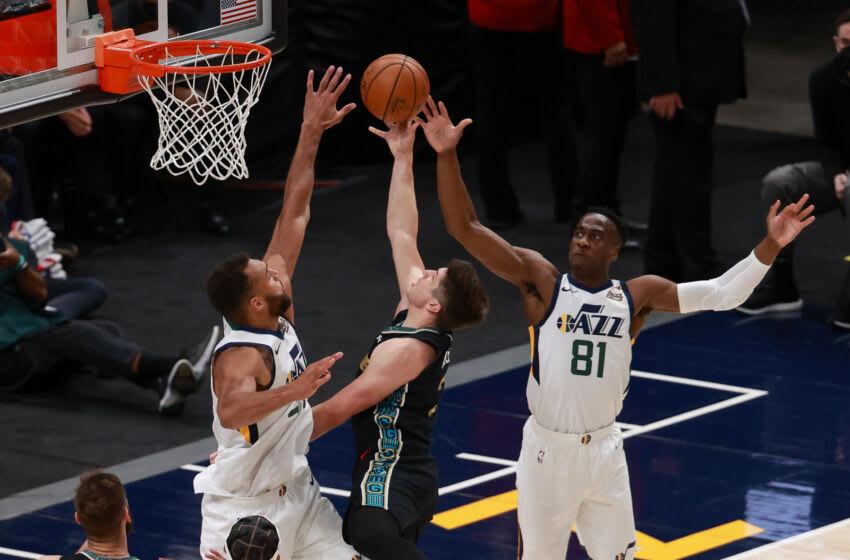 Utah Jazz (Chris Nicoll-USA TODAY Sports)