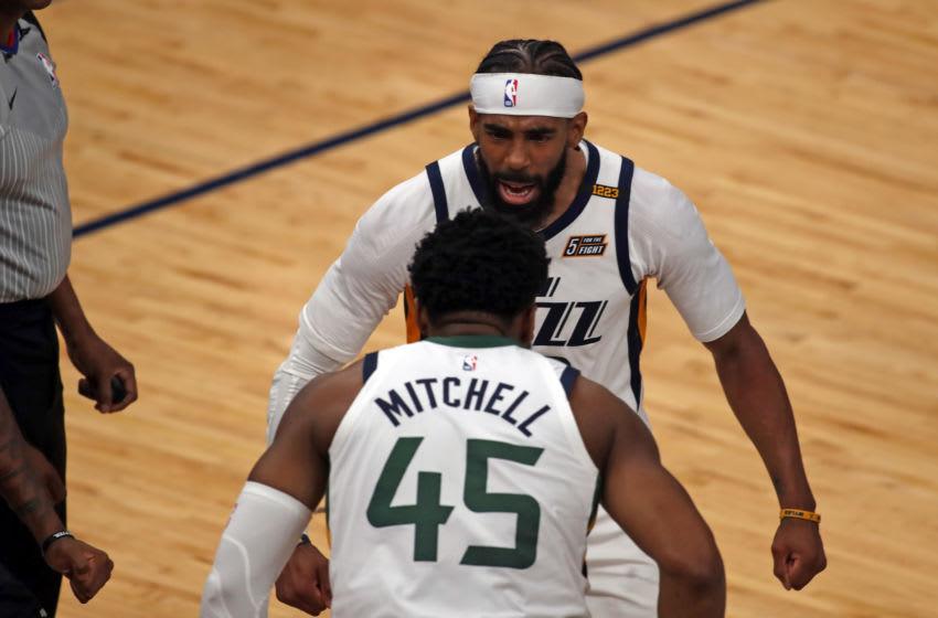Utah Jazz (Petre Thomas-USA TODAY Sports)
