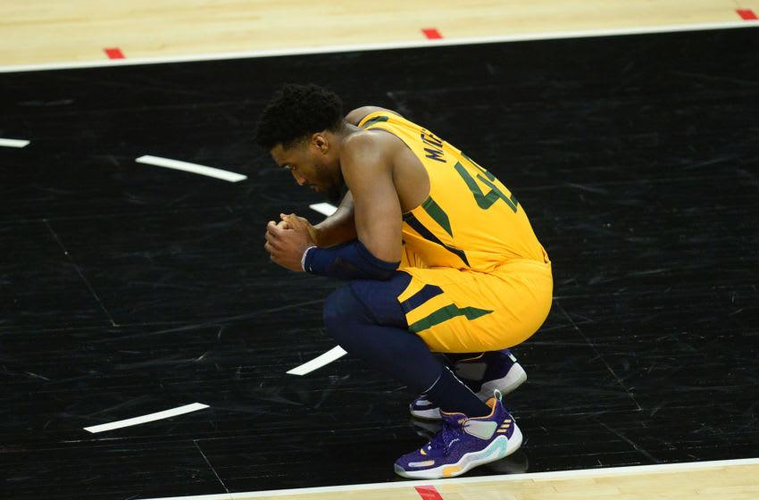 Utah Jazz (Gary A. Vasquez-USA TODAY Sports)