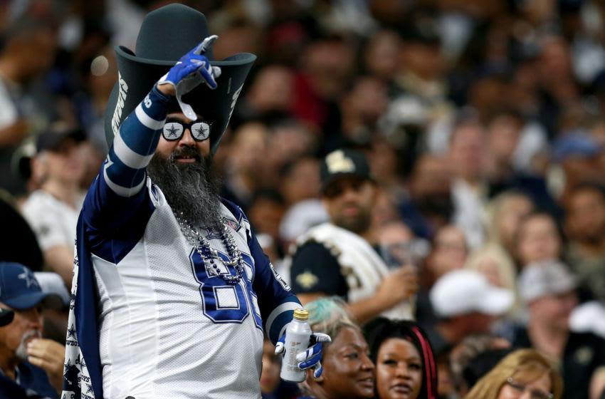 Dallas Cowboys fans (Photo by Sean Gardner/Getty Images)