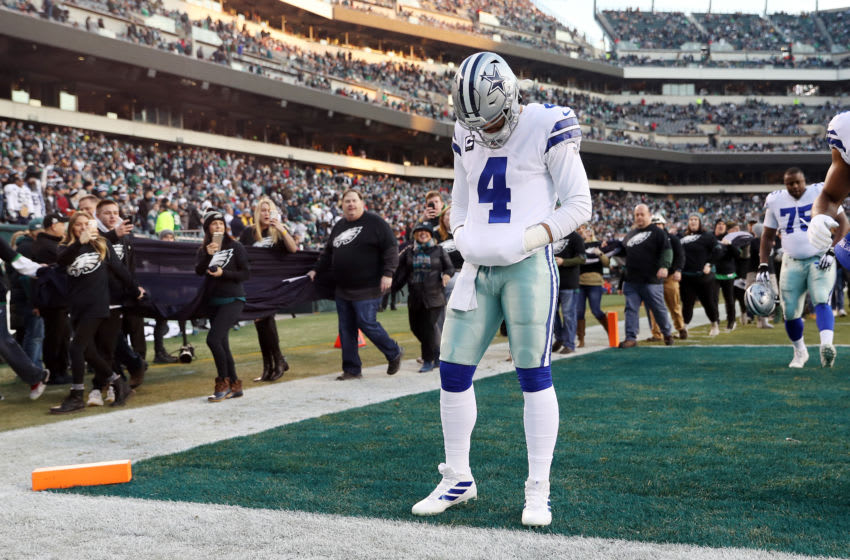 Dak Prescott, Dallas Cowboys (Photo by Patrick Smith/Getty Images)
