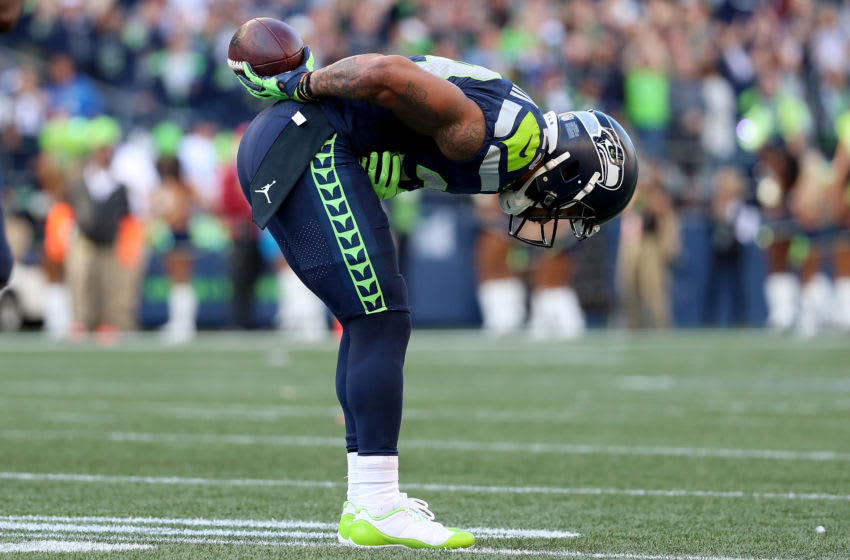 Earl Thomas, Seattle Seahawks (Photo by Abbie Parr/Getty Images)