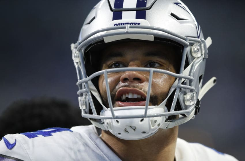 Dak Prescott Gushes Over His Newest Offensive Weapon