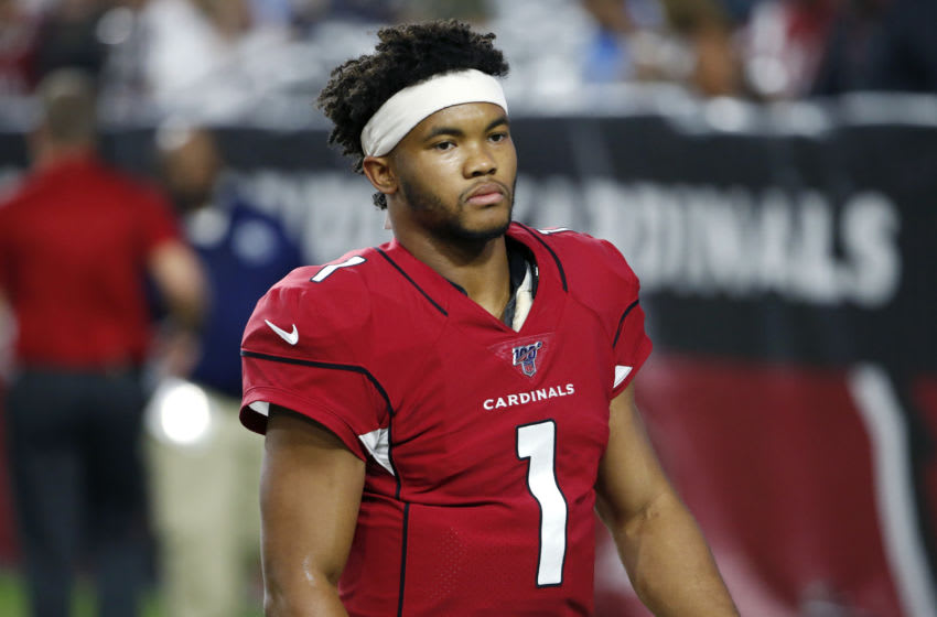 Quarterback Kyler Murray #1 of the Arizona Cardinals (Photo by Ralph Freso/Getty Images)