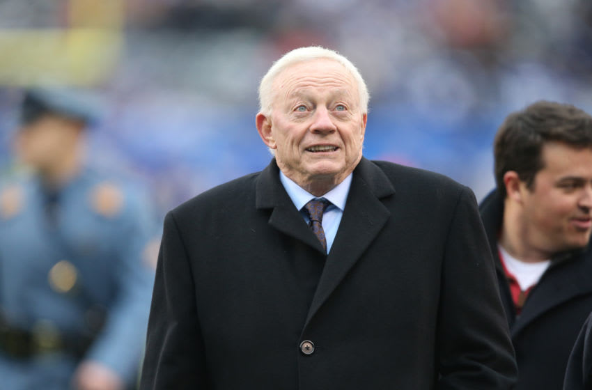 Cowboys owner Jerry Jones (Photo by Al Pereira/Getty Images)