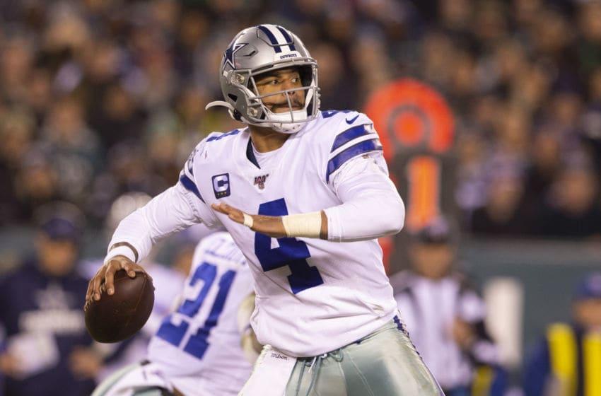Dak Prescott, Dallas Cowboys (Photo by Mitchell Leff/Getty Images)