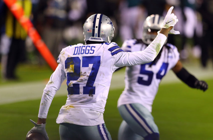 Trevon Diggs, Dallas Cowboys, (Photo by Mitchell Leff/Getty Images)