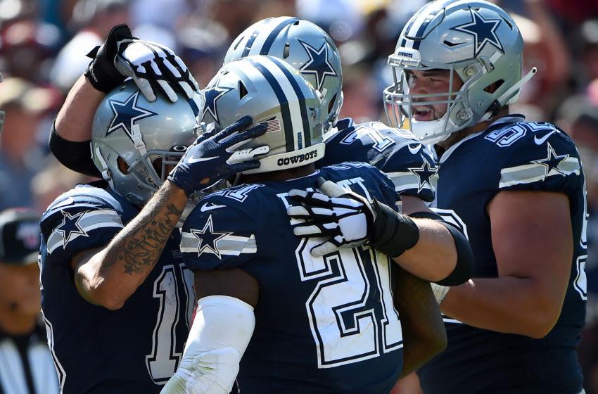 Ezekiel Elliott, Dallas Cowboys (Photo by Will Newton/Getty Images)