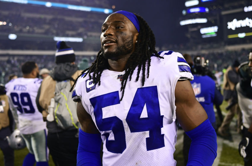 Jaylon Smith, Dallas Cowboys Photo by Corey Perrine/Getty Images)
