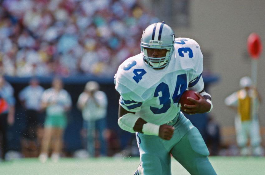 Herschel Walker, Dallas Cowboys (Photo by George Gojkovich/Getty Images)