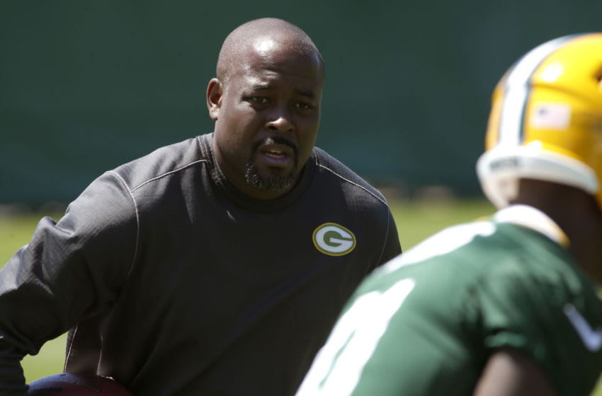 Joe Whitt Jr., Green Bay Packers (Mark Hoffman/Milwaukee Journal Sentinel via USA TODAY NETWORK)
