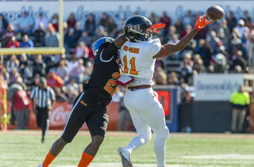 Reggie Robinson II of Tulsa - Mandatory Credit: Vasha Hunt-USA TODAY Sports