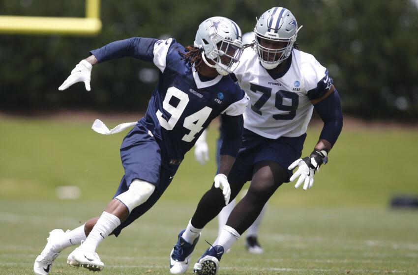 Dallas Cowboys, Ty Nsekhe (Tim Heitman-USA TODAY Sports)
