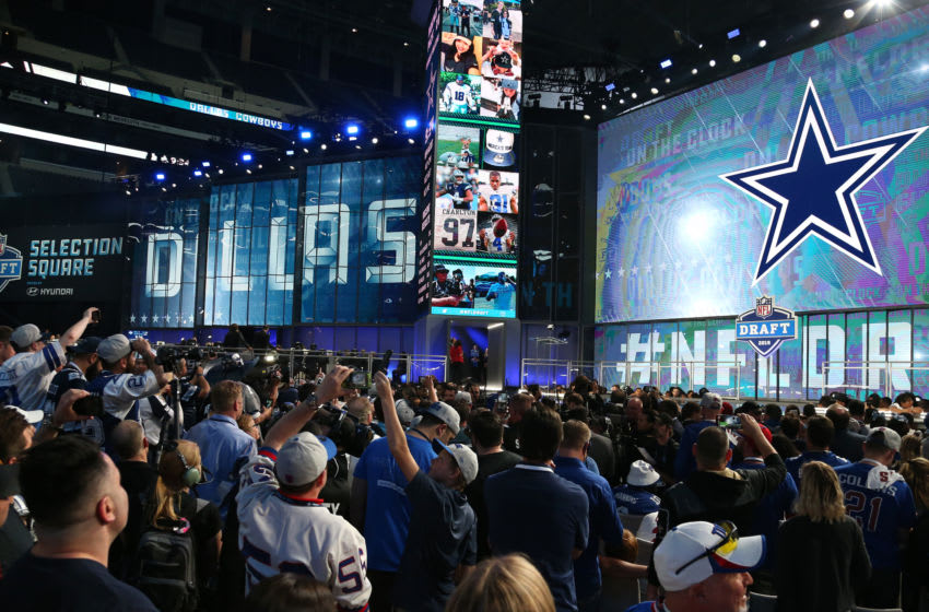 Dallas Cowboys NFL Draft (Matthew Emmons-USA TODAY Sports)