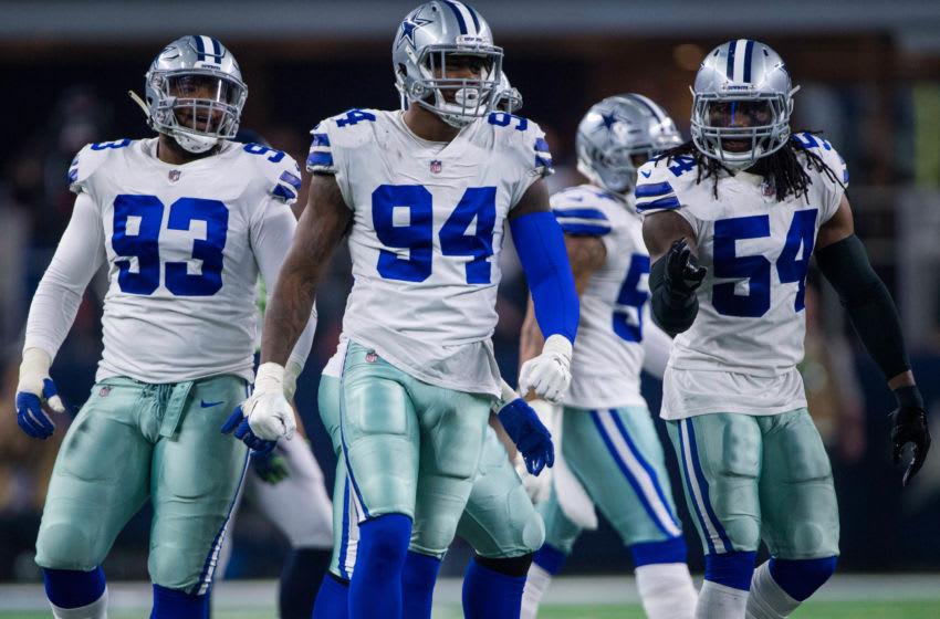Randy Gregory, Dallas Cowboys Mandatory Credit: Jerome Miron-USA TODAY Sports